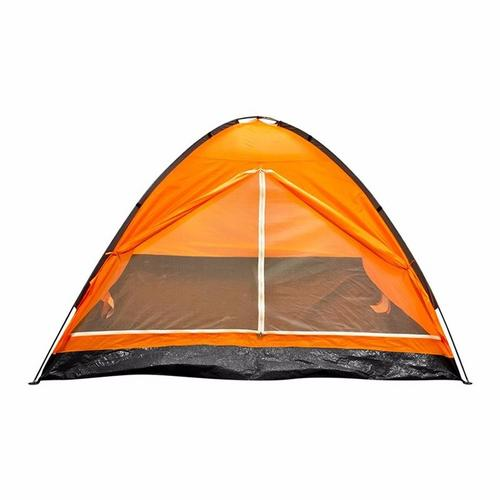 Milestone 4 Person Dome Family Camping Tent  - Click to view a larger image