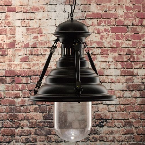 Compare prices for Greenhall Lighting Ottawa Traditional Hanging Industrial Ceiling Light