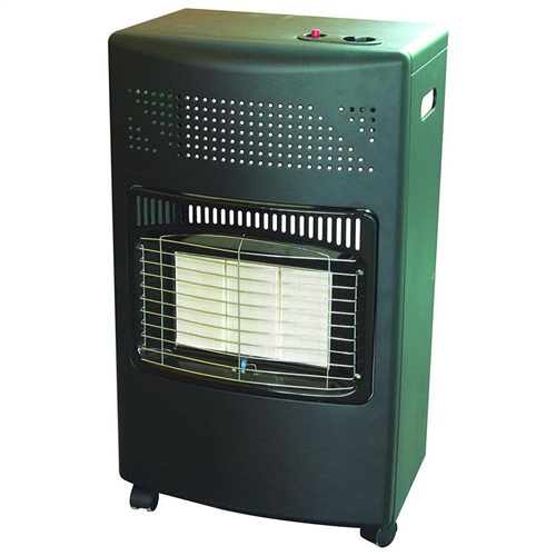 Kingavon Portable 4.2kW Calor Gas Cabinet Heater  - Click to view a larger image