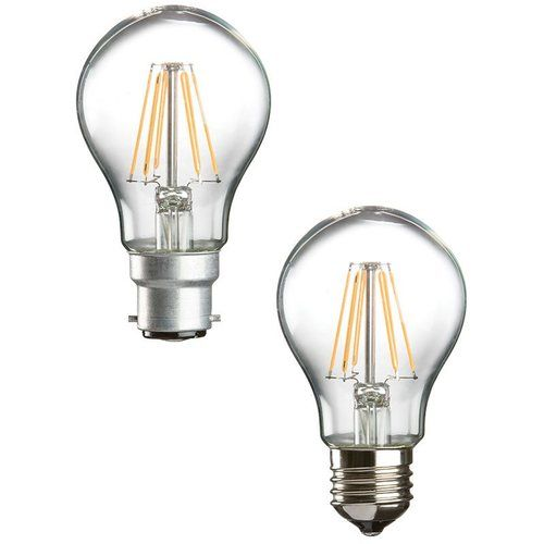 KnightsBridge 6W LED GLS Bulb 6W LED GLS - Warm White - Click to view a larger image