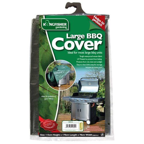 Kingfisher Extra Large BBQ Cover Kingfisher Extra Large BBQ Cover - Click to view a larger image