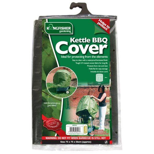Kingfisher Kettle BBQ Cover Kingfisher Kettle BBQ Cover - Click to view a larger image
