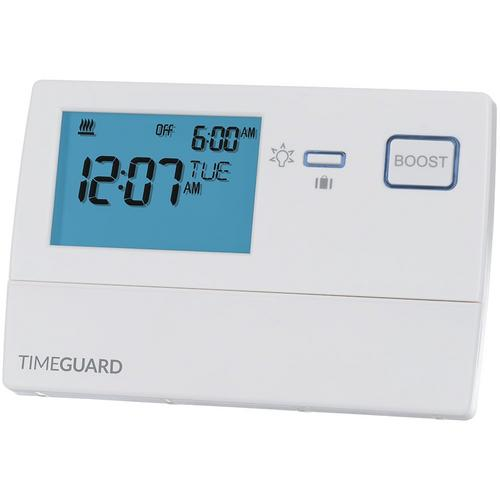 Timeguard 7 Day Digital Heating Programmer - 1 Channel Timeguard 7 Day Digital Heating Programmer - 1 Channel - Click to view a larger image