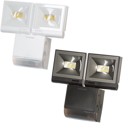 Timeguard 2 x 10W LED Compact PIR Floodlight Timeguard 2 x 10W LED Compact PIR Floodlight - Click to view a larger image