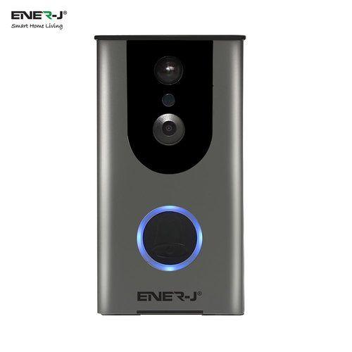 Ener-J Wireless Video Door Bell Ener-J Wireless Video Door Bell - Click to view a larger image