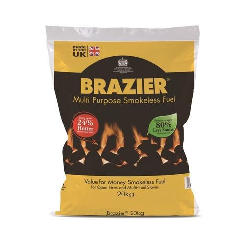 CPL Brazier Multi Purpose Smokeless Coal - 20KG CPL Brazier Multi Purpose Smokeless Coal - 20KG - Click to view a larger image