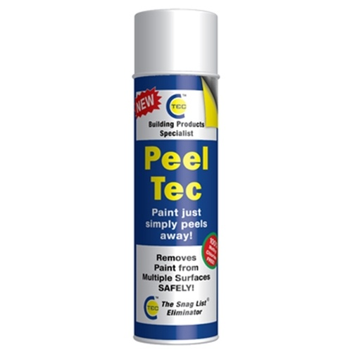 C-Tec Peel Tec Paint Remover - 500ml C-Tec Peel Tec Paint Remover - 500ml - Click to view a larger image