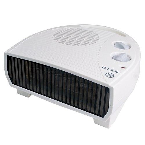 Glen 3kW Electric Flat Fan Heater Glen 3kW Electric Flat Fan Heater - Click to view a larger image