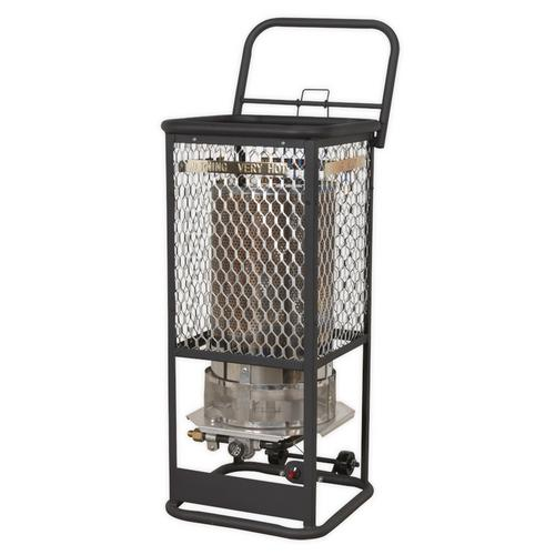Sealey 125,000Btu Space Warmer Industrial Propane Heater Sealey 125,000Btu Space Warmer Industrial Propane Heater - Click to view a larger image