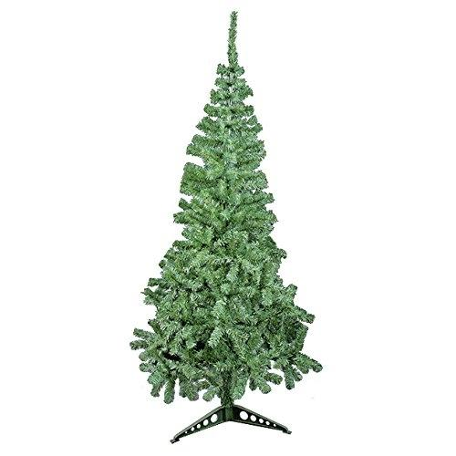 Benross 6ft Artificial Green Christmas Tree with Plastic Stand Benross 6ft Artificial Green Christmas Tree with Plastic Stand - Click to view a larger image