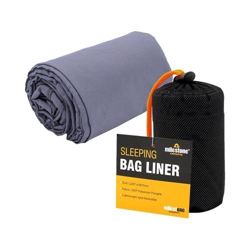 Milestone Summer Sleeping Bag Liner Milestone Summer Sleeping Bag Liner - Click to view a larger image