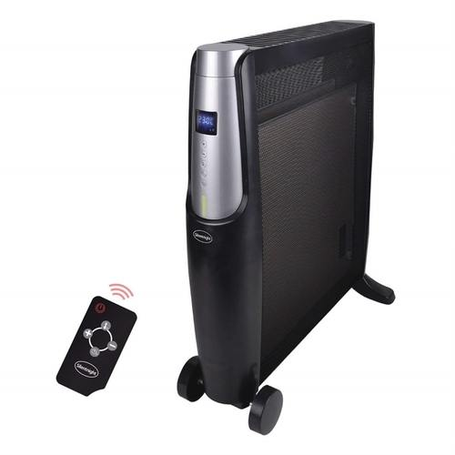 Silent Night 2.5Kw Digital Mica Heater with Remote Control Silent Night 2.5Kw Digital Mica Heater with Remote Control - Click to view a larger image