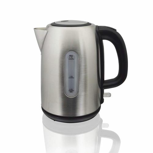 Status 1.7 Litre Stainless Steel Cordless Kettle with Swivel Base