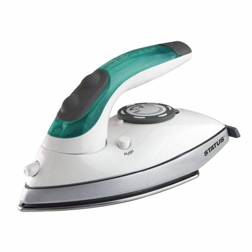 Status 1100W Dual Voltage Travel Iron - White