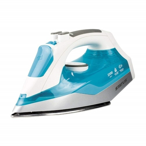Status 2200W Steam Iron - Aqua