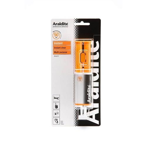 Araldite Instant 24ml Syringe Epoxy Adhesive
