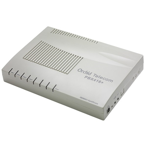 Orchid Telecom Business Telephone Exchange System (PBX416+)