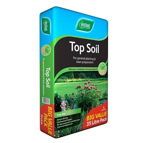 Westland Top Soil, 35L Bag  - Click to view a larger image