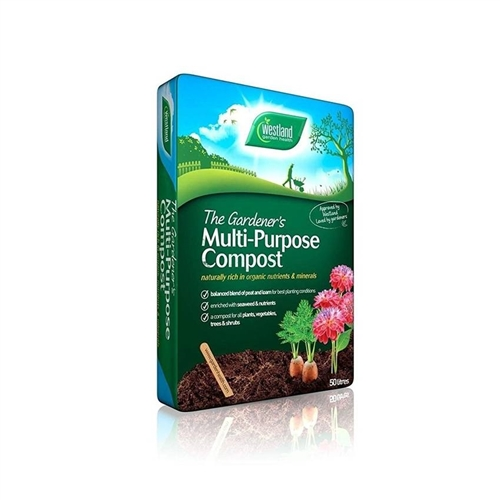 Westland Gardener's Multi-Purpose Compost, 90 litres  - Click to view a larger image