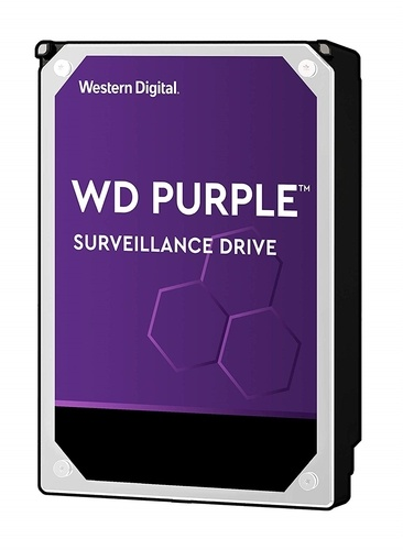 Western Digital WD Purple Hard Disk Drive  - Click to view a larger image