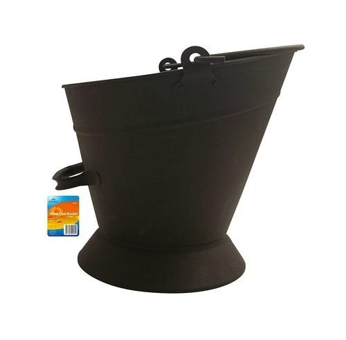 Blackspur Small Black Coal Bucket