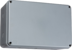 KnightsBridge IP66 Grey Weatherproof enclosure (X-Large)