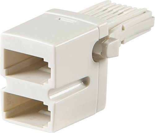 KnightsBridge Telephone Double Adaptor   - Click to view a larger image