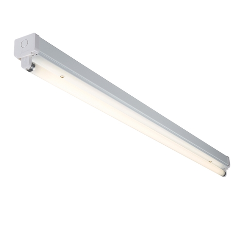 KnightsBridge 230V IP20 T8 1X70W Fluorescent Batten 6ft  - Click to view a larger image