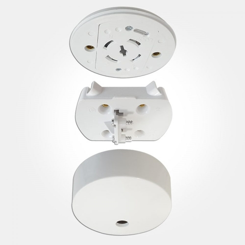 Eterna Un-wired Plug in Ceiling Rose 1