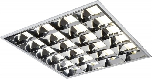 KnightsBridge 4x18W T8 CAT2 Surface Mounted Fluorescent Fitting  - Click to view a larger image
