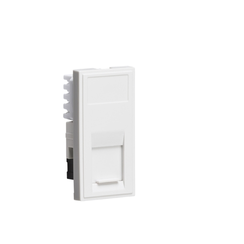 KnightsBridge UTP CAT6 RJ45 Outlet Data Module  - Click to view a larger image