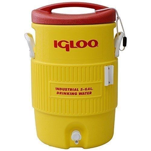 Igloo 5 Gallon Drinks Cooler and Tap  Electrical World