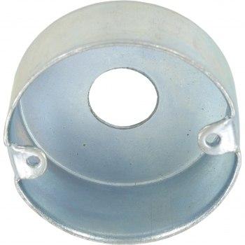 Zexum 20mm 1 Hole Steel Loop In Box - EACH