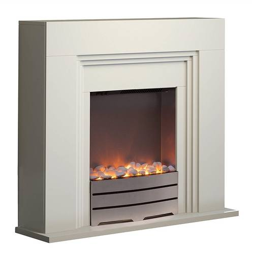 Warmlite York Fireplace Suite   - Click to view a larger image