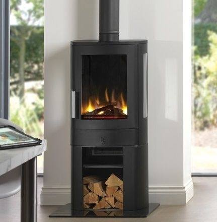 ACR NEO3C 2KW Electric Stove With Log Store