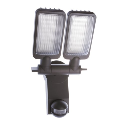 Brennenstuhl 31W DUO LED Zone Lighting with PIR  31W DUO LED Zone Lighting with PIR - Click to view a larger image