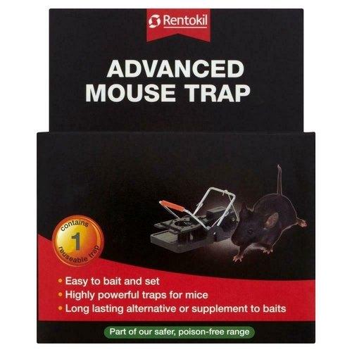 Rentokil Advanced Reusable Mouse Trap   - Click to view a larger image
