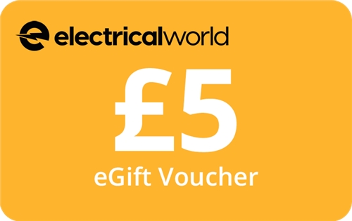 Electrical World eGift Voucher  - Click to view a larger image