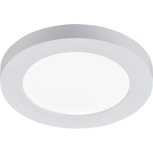 KnightsBridge 230V CCT Adjustable Circular LED Panel 6W - Click to view a larger image