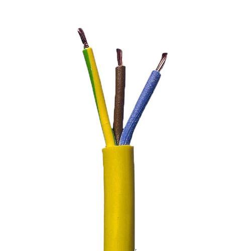 1.5mm 2.5mm 4mm Arctic Flex Blue /& Yellow Cable 3183AG 3 Core Caravan