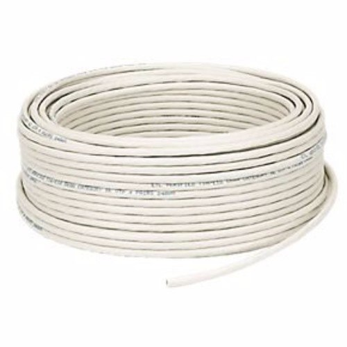 Compare cheap offers & prices of Labgear 2 Pair 4 Core Round White CW1308 Telephone Cable - 100 Meter manufactured by Labgear