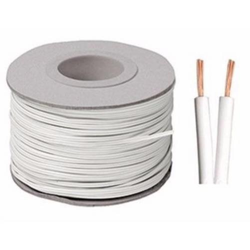 Compare retail prices of Labgear 13 Strand 2 Core Figure of 8 White Speaker Cable - 100 Meter to get the best deal online