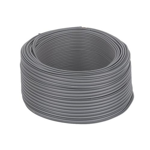 Compare retail prices of Labgear 13 Strand 2 Core Figure of 8 Grey Speaker Cable - 100 Meter to get the best deal online
