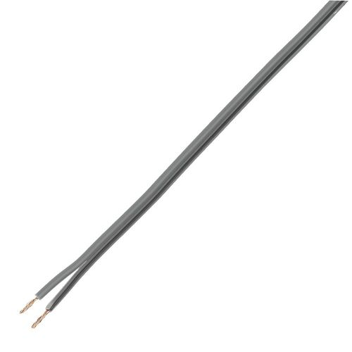 Labgear 13 Strand 2 Core Figure of 8 Grey Speaker Cable 2.2mm 13STR Copper Screened Speaker Cable in Grey - Coil - Click to view a larger image