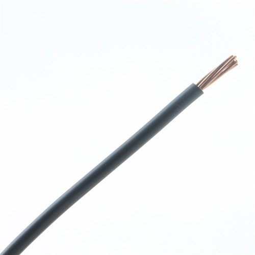 Light /& Power Round Conduit Wire Heating Brown 6mm Single Core 6491X H07V-R