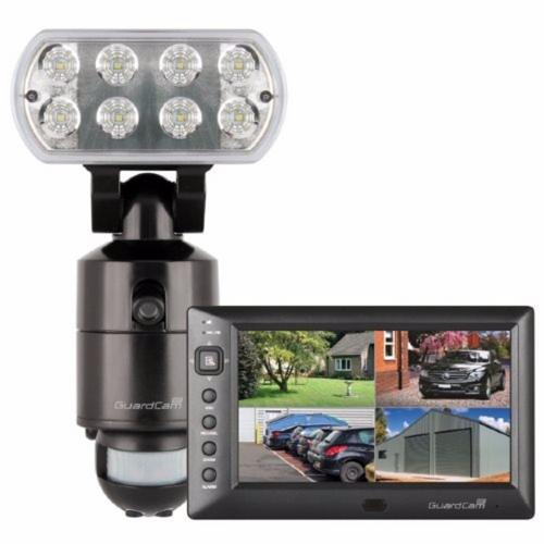 ESP Guardcam WF-M Wireless LED Security Floodlight Camera & Monitor  - Click to view a larger image