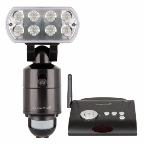 ESP Guardcam WF-SA Wireless LED Security Floodlight Camera & Receiver  - Click to view a larger image