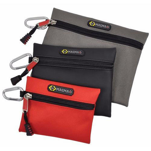 C.K Magma 3 Pocket Pack Zip Belt & Tool Pouches Bag  - Click to view a larger image
