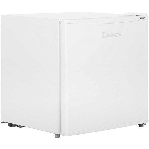 LEC White 32 Litre Free Standing Compact Table Top Mini Freezer A Rating