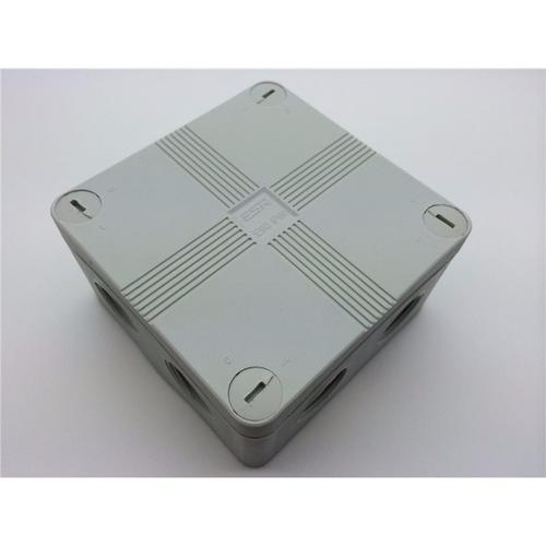 ESR Grey IP66 Weatherproof External Outdoor Junction Adaptable Box With 5 Way Connector